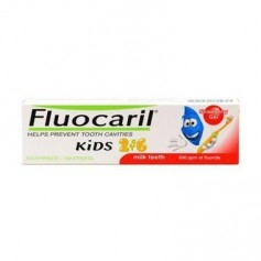 FLUOCARIL GEL KIDS 2-6 FRESA