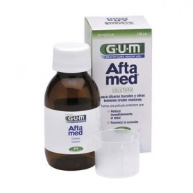 GUM AFTAMED COLUTORIO 100 ML