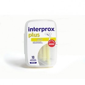 CEPILLO INTERPROX PLUS MINI10U