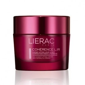 LIERAC COHERENCE CREMA LIFTING DIA Y NOCHE