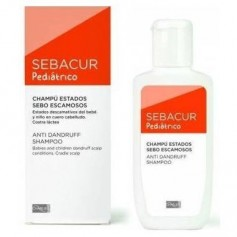 SEBICUR GEL PEDIATRICO. COSTRA LACTEA, ESC 30 ML