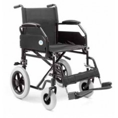 Silla plegable PC-20 Total care, R-P 45 cm negra