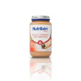 NUTRIBEN 250 POLLO TERNERA VER