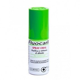 FLUOCARIL SPRAY ORAL