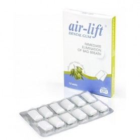 AIR LIFT CHICLE DENTAL 12 UN