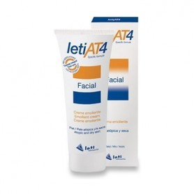 LETI AT-4 CREMA FACIAL 100 ML.