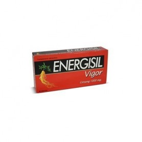 ENERGISIL 1000 MG 30 CAPS
