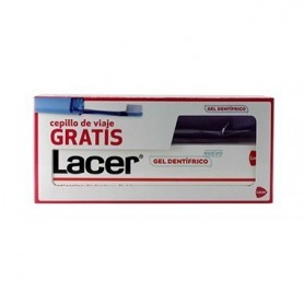 LACER GEL DENTIFRICO KIT 125 ML