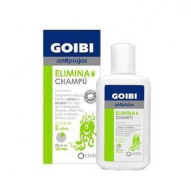 GOIBI CHAMPU ANTIPARAS 125 ML
