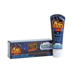 GUM STAR WARS GEL DENTAL SABOR BUBBLE GUM 50 ML