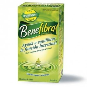 BENEFIBRA SOLUBLE POLVO 14 SOB