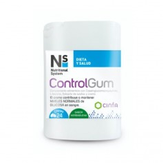 NS CONTROLGUM 24 CHICLES