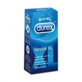 PROFIL DUREX EASY ON XXL 12U