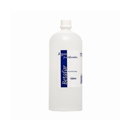 BETAFAR AGUA PURIFICADA 1000 ML