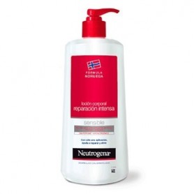 NEUTROGENA REPARACION INTENSA SENSIBLE LOCION CO